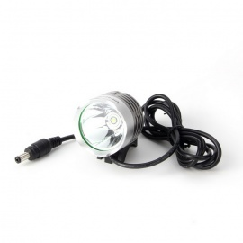 UltraFire T6 Water Resistant 3-Mode White LED Bike Light w/ Battery