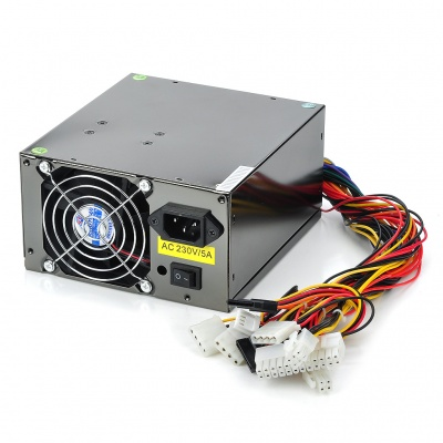 800W Power Supply for Computer (230V)