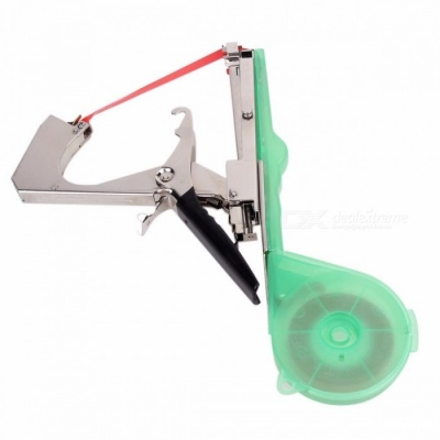 Garden Plant Tying Tapetool Tapener Machine Branch Hand Tying Machine Tool Tapener Vegetable Stem Strapping  Tying Machine