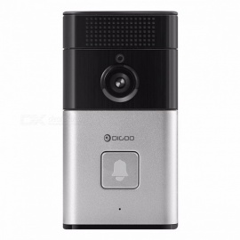 DIGOO SB-XYZ Wireless Bluetooth and Wi-Fi Smart Home HD Video DoorBell, Phone Ring Security Camera Monitor
