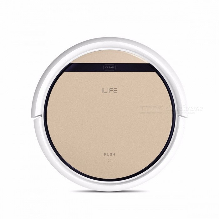ILIFE V5s Pro Intelligent Smart Robot Vacuum Cleaner Cleaning Tool with 1000PA Suction Dry and Wet Mopping Function - EU