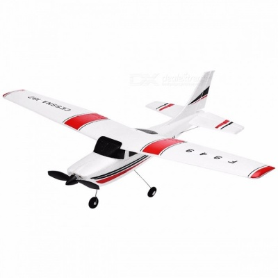 Wltoys F949 Sky King 2.4G Wireless RC Aircraft Fixed-wing RTF Airplane, Radio Control 3CH RC Fixed Wing Plane White
