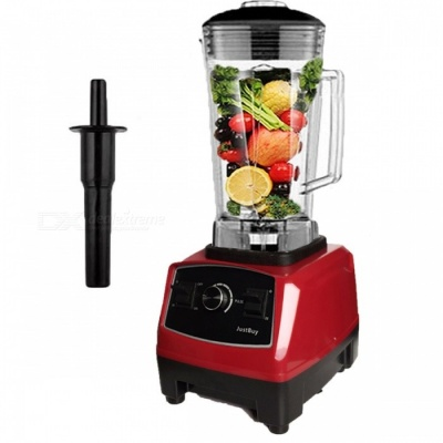 High Quality BPA Free 3HP 2L Heavy Duty Commercial Blender Professional Power Blender Mixer Juicer Food Processor Red full parts