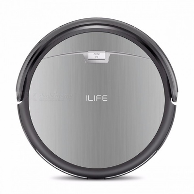 ILIFE A4S High Quliaty Stylish Robot Vacuum Cleaner with 1000PA Power Suction for Thin Carpet Home Use - US