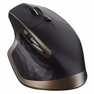Logitech MX Master Professional 2.4GHz Wireless Mouse Rechargeable Battery with up to 40 Days Power on a Single Charge Limited Edition Gold