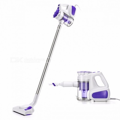 PUPPYOO WP526-C High Quality Low Noise Portable Household Vacuum Cleaner Handheld Dust Collector and Aspirator EU