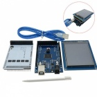 """Portable Premium 3.2"""" TFT LCD Touch + TFT 3.2 Inches Shield + Mega 2560 R3 with USB Cable for Arduino Kit corlorful"""