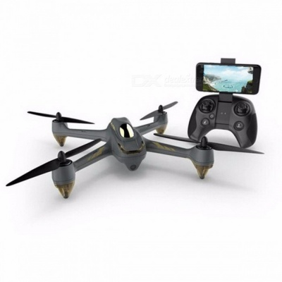 Hubsan H501M X4 Waypoint Brushless Motor GPS WiFi FPV W/ 720P HD Camera Headless Mode APP RC Drone Quadcopter RTF Mode Switch
