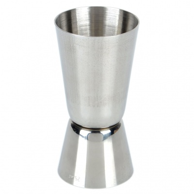 Stainless Steel Dual Measuring Cup (50cc/25cc)