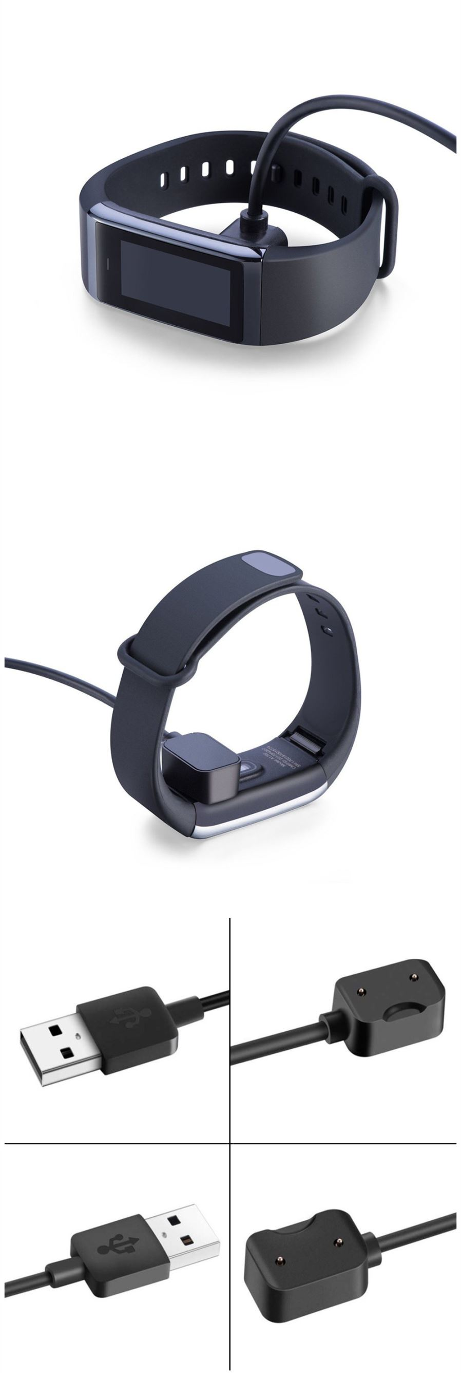 Fitness Trackers Portable Magnetic Usb Charging Cable For Xiaomi Huami Amazfit Charger General