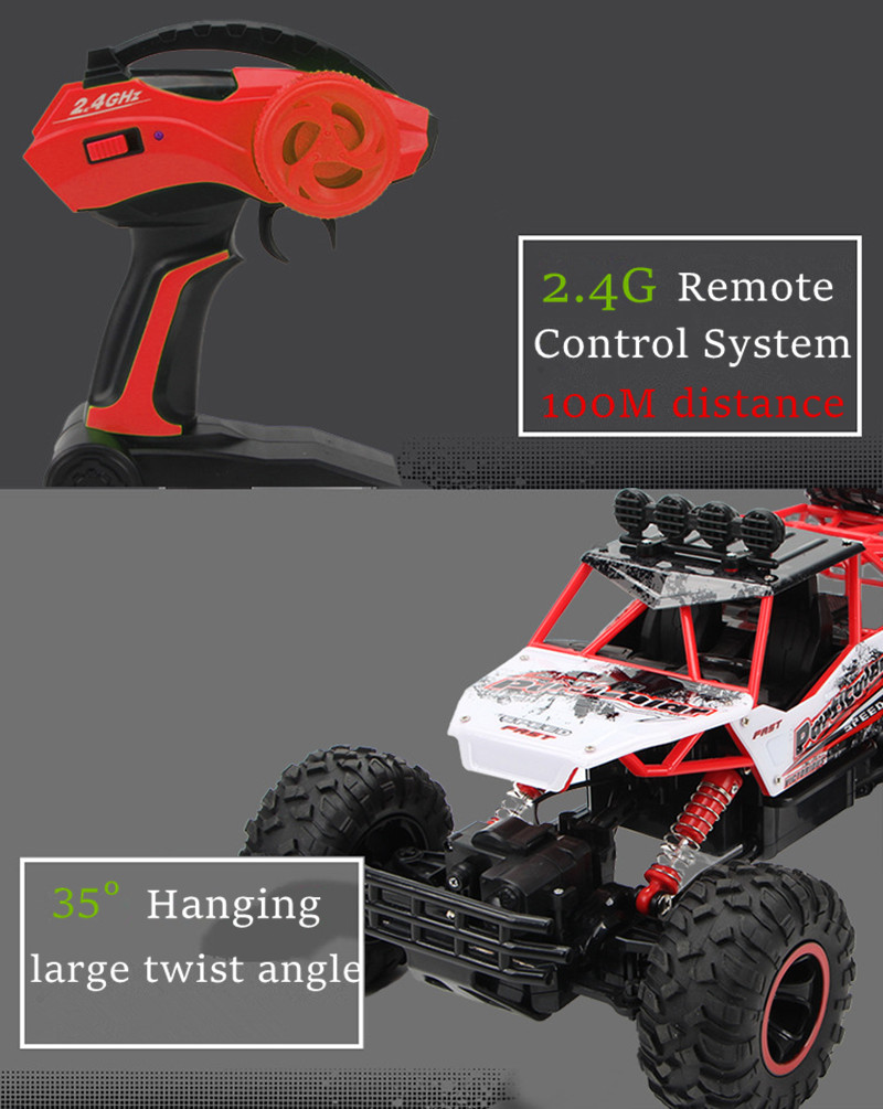 Esamact Rc Car 1 12 4wd Rock Crawlers 4x4 Driving Double Motors Dump Truck Off Road Music Remote Control 14 Cm 116 Size271814cm Playing Time30 Minutes Charging Time3 Hours Range50m Battery Included Controller2aa