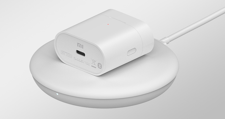 Xiaomi Air 2s _ Wireless Charging Feature