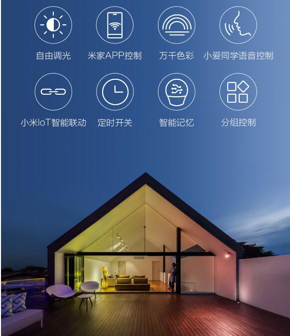 inncap LED light bulb Feature