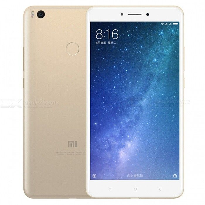 Xiaomi Mi Max 2 6.44 Inches High version Android 7.1 4G Phone