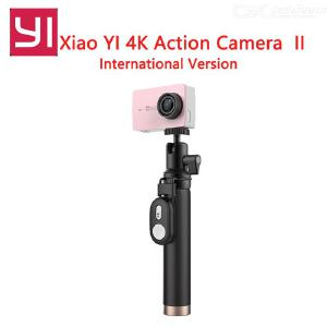 Chinese Version Xiaomi XiaoYi II 4K 2.19ampquot Action Camera Kit