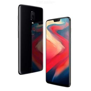 Oneplus 6 A6003 4G LTE Mobile Phone 6.28'' 8GB 128GB Snapdragon 845 Android 8.1 Dual Camera 20MP 3300MAH NFC