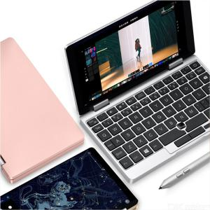 One Netbook One Mix2S Pocket Laptops 7 Inch IPS Touch Screen Windows 10 8GB DDR3 / 256GB SSD