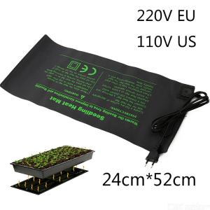 Seedling Heat Mat Plant Seed Germination Propagation Clone Starter Pad Vegetable Flower Garden Tools Supplies Greenhouse