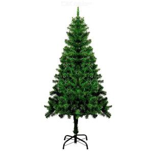 1.5M Encryption Artificial Christmas Tree With Iron Base New Year Xmas Decorations For Home 2.3KG