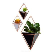 Acrylic-Flower-Pot-2b-Iron-Plant-Holders-Set-Indoor-Hanging-Planter-Geometric-Vase-Wall-Decor-Container-Succulents-Plant