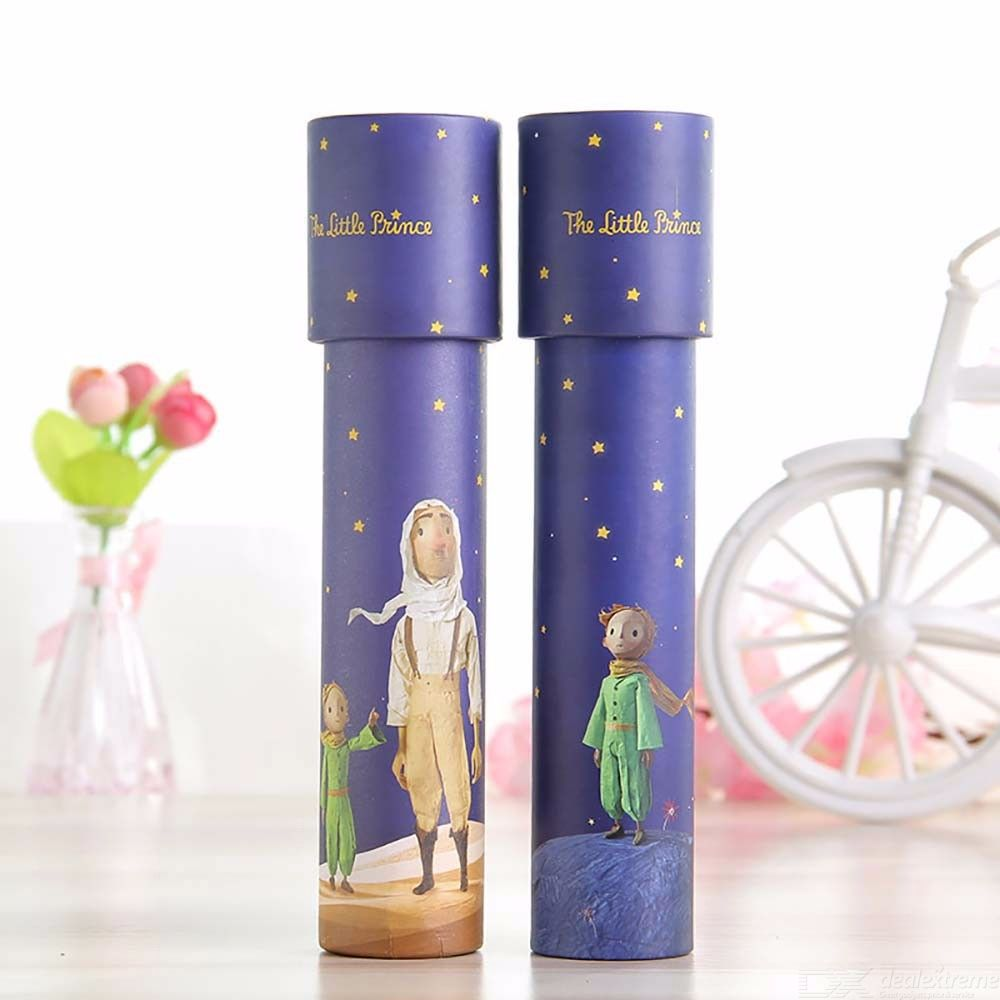 Image of Little Prince Kaleidoscope Toys Rotate Periscope Educational Toys Magic Baby Sensory Toy Children's Gifts