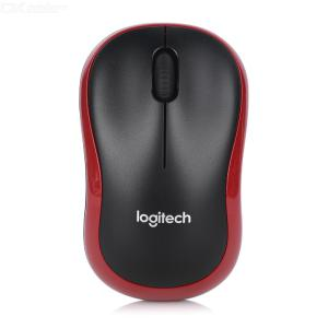 Logitech M186 2.4G Wireless Mouse Laptop PC Computer Mice With USB Nano Receiver