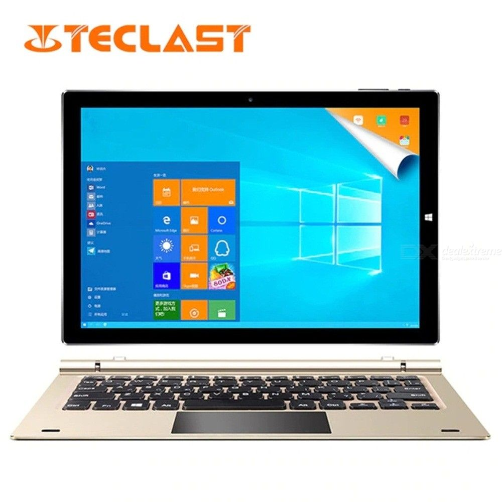 Teclast-Tbook-10S-101-Inch-Tablets-1920*1200-Android-51-Windows-10-Quad-Core-4GB64GB-Intel-Cherry-Trail-Z8350-Tablet