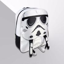 Disney-Character-3D-Star-Wars-Printing-Backpack-For-Kids-Girls-Boys-School-Bag-With-Air-Cushion-Belt