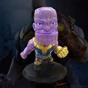 10cm Thanos Bobblehead, Collectible Marvels Avengers Bobblehead Figurer