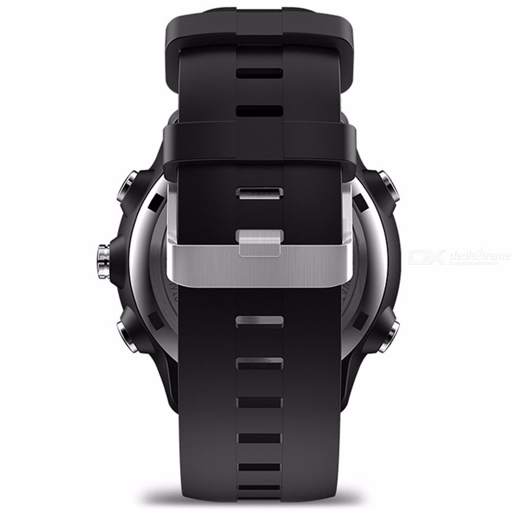68d5e4bfdf8 ... Zeblaze VIBE 4 HYBRID 1.24 Inch Round Bluetooth Smart Watch With Heart  Rate Tracker And Passometer ...