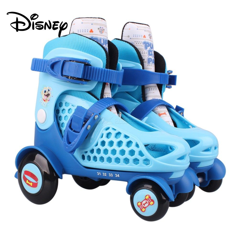 Disney-Puppy-Dog-Pals-Lace-up-Roller-Skate-Shoes-For-Boy-Talla-SS