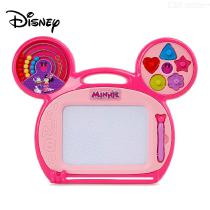 Soy Luna Disney Cartoon Double Layer Stationery Pencil Case Kit With