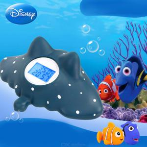 Disney Finding Nemo Fish Multi Function Bathing Thermometer For Baby W/2 PCS Floating Bath Toy