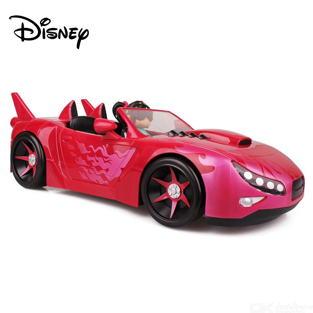 Disney-Ralph-Breaks-The-Internet-Toy-Car-With-Vanellope-Figure