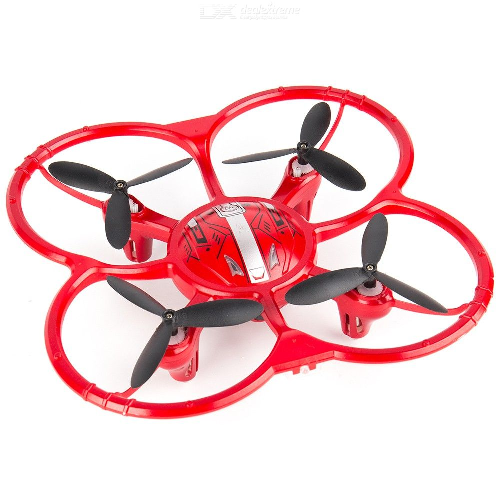 Le-idea3 2.4G Quadcopter High Quality Flying Helicopter RC Airplane Remote Control Toy With 720P Camera Red