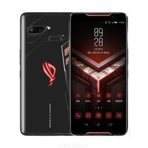 ASUS ROG 4G Phablet 8 GB RAM 512GB ROM Global Version Android 12.0MP + 8.0MP Bakre Kamera Fingeravtryckssensor - Svart