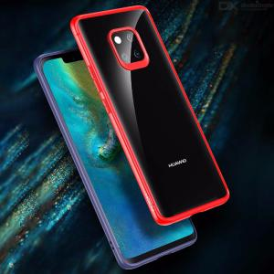 ROCK Clear Silicone Protective Case For Huawei Mate 20/Mate 20 Pro