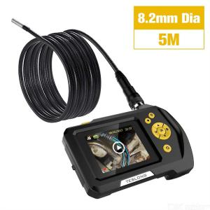 """Teslong NTS100R Household Endoscope Waterproof Borescope Inspection Camera With 2.7"""" LCD Screen 2600mAh Battery"""
