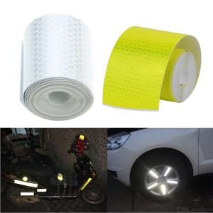 Reflective Safety Warning Conspicuity Tape Film Sticker