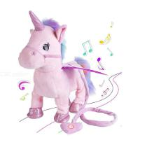 Electric-Walking-Unicorn-Plush-Toy-Stuffed-Animal-Toy-Electronic-Music-Unicorn-Toy-For-Children-Christmas-Gifts