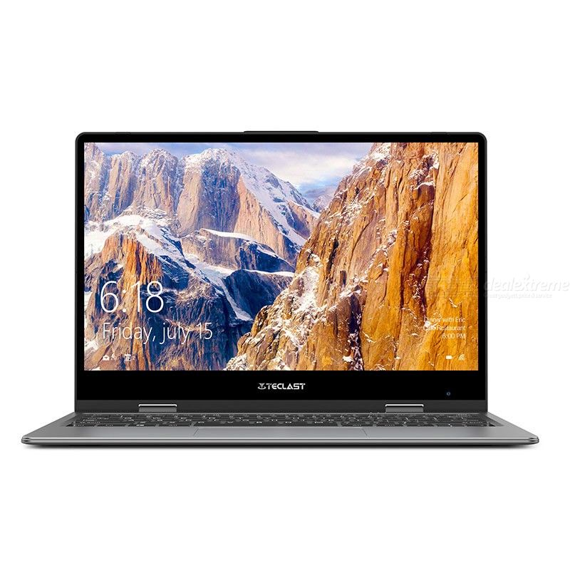 Teclast F5 Laptops Intel Gemini Lake N4100 11.6'' 8GB RAM 128GB SSD Windows10 360 Rotating Touch Screen Notebook PC