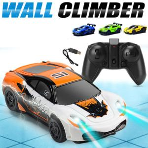 Childrens Rechargeable Remote Control Car, RC Wall Climbing Car