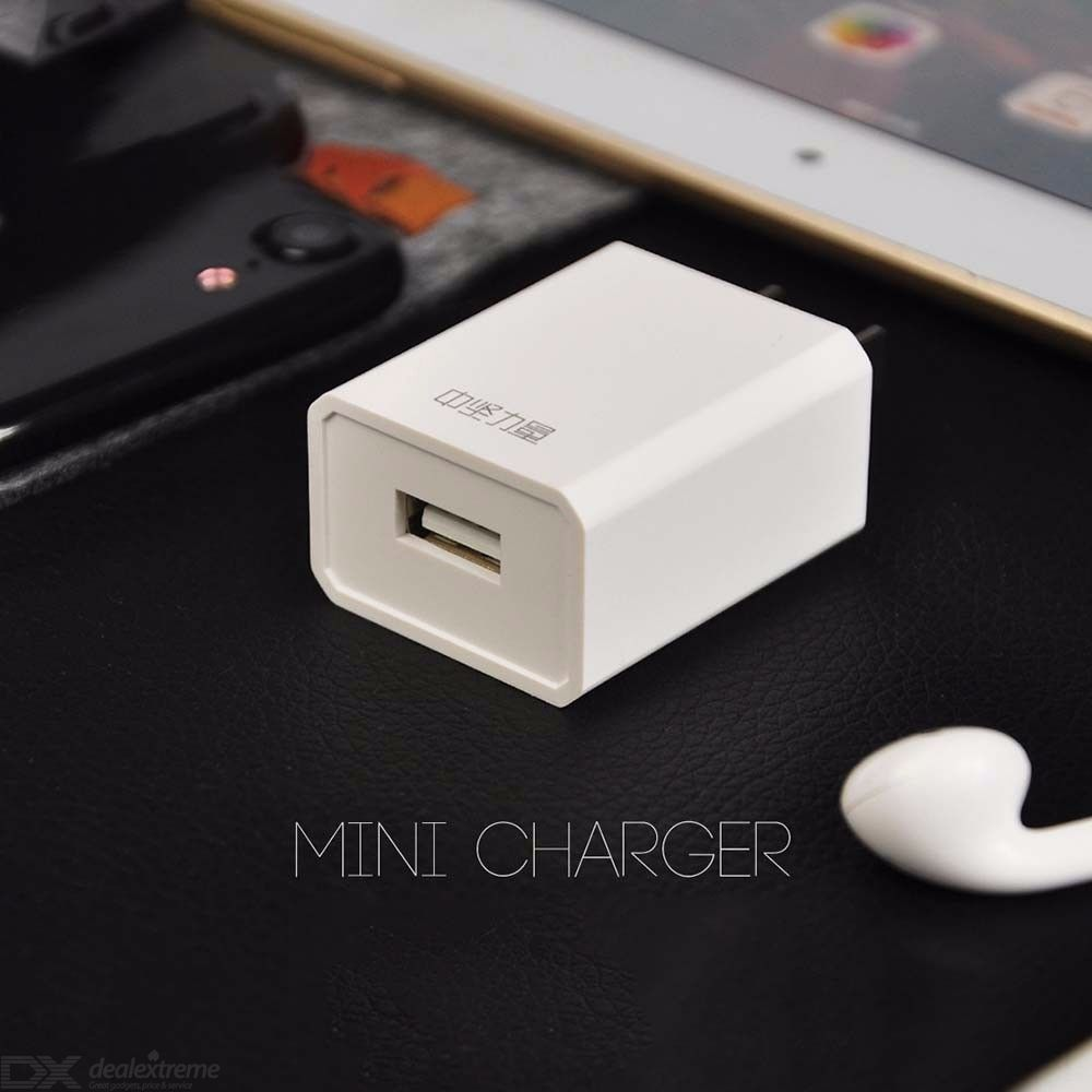... TECHFUERZA 2-in-1 2.1A Charging Kit, Fast Charger And Charging Cord ...