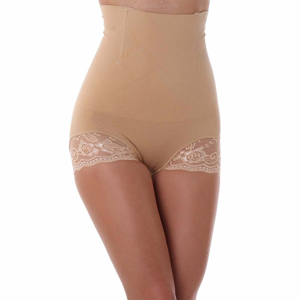 b6f8682b688 ... Womens Firm Control Panties, Stretchy Lace Butt Lifter For Women
