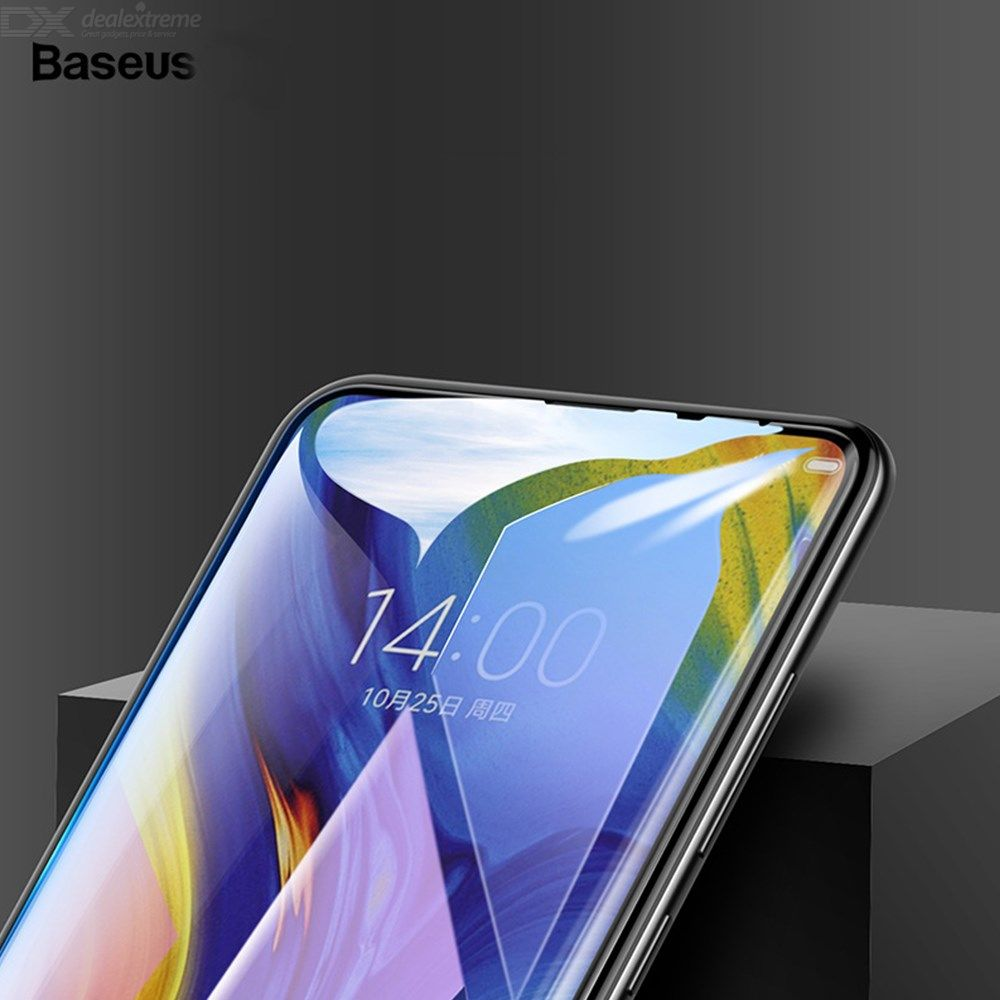 Baseus Mobile Phone Screen Protector 0.3mm Tempered Glass HD Front Film For Xiaomi Mix 3