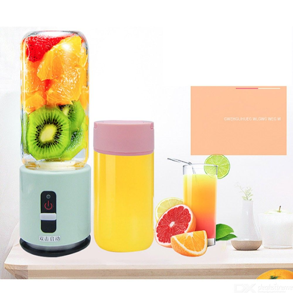 380ml-Portable-Mini-Electric-Juicer-Cup-USB-Rechargeable-Fruit-Mixer-Blender-Machine