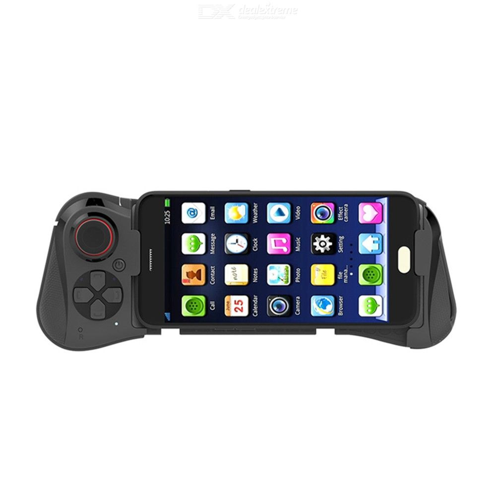 MOCUTE 058 Universal Wireless Game Controller Mobile Telescopic Joystick Bluetooth Gamepad For Android IOS Phone