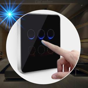 LY-3/3K Touch Switch Wireless Remote Control Light Switch For Smart Home Control Module