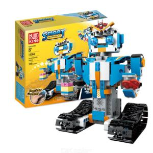 Smart Series Remote Control Robot Building Blocks For Kids