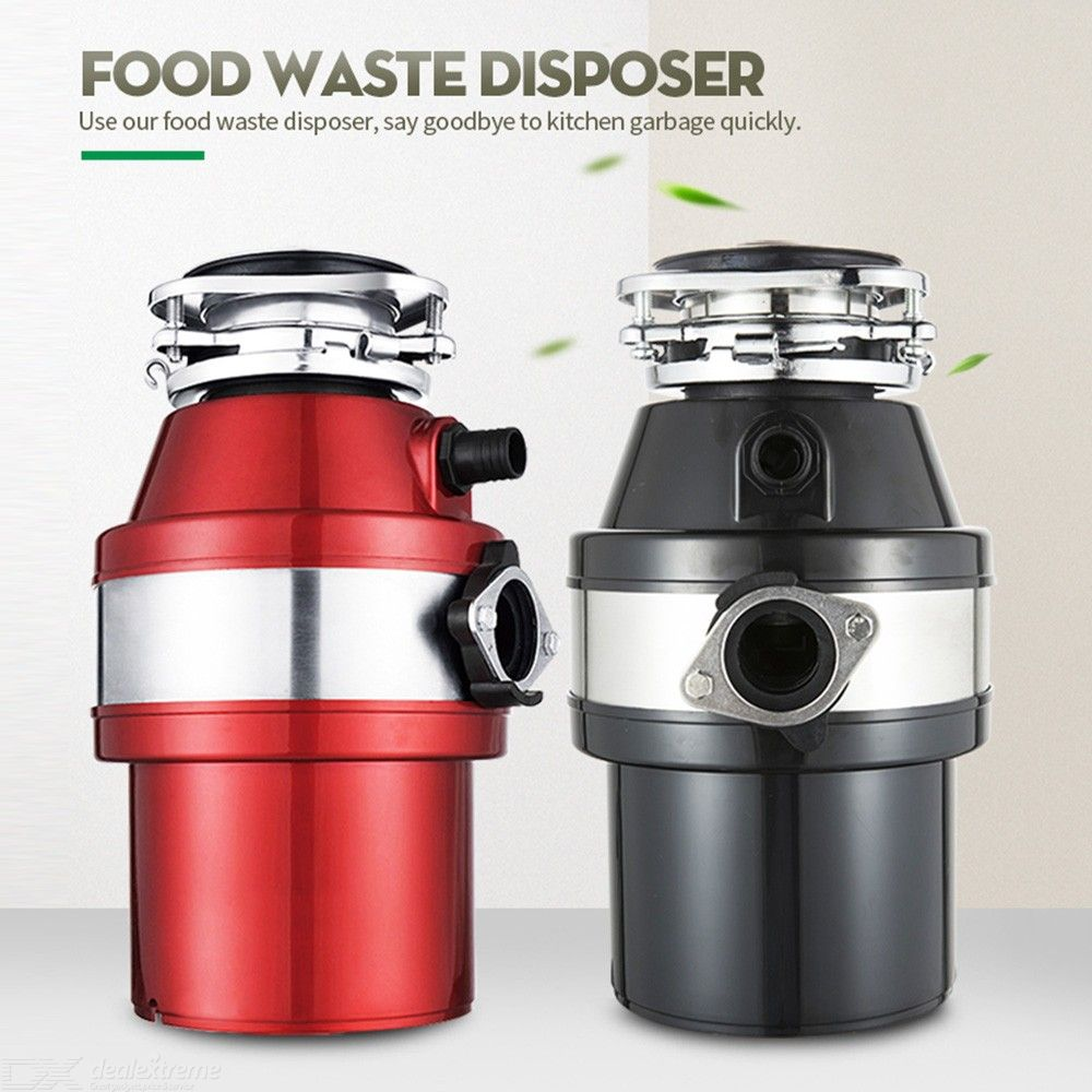 Food-Waste-Disposer-Residue-Garbage-Processor-Kitchen-Appliance
